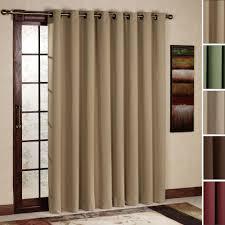hanging curtains over sliding glass door saudireiki