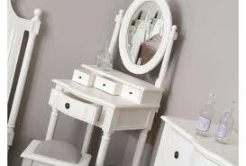 coiffeuse chambre meuble coiffeuse blanche directoire pour chambre