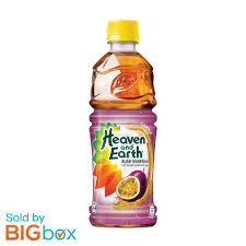 Teh Fruity heaven and earth fruit pet 500ml malaysia