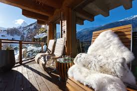 Services Zermatt Ski Chalets