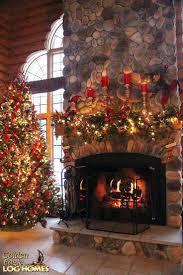 Homebase Decorating Christmas Fireplace Decorations Uk Decoration Mantle Nursery