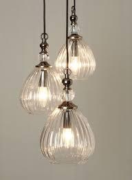 Glass Ceiling Lights Pendant Adjustable Vintage Industrial Pendant L Cafe Glass Brass Chrome