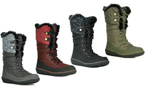 groupon s boots sfd s lace up winter boots groupon