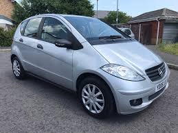 mercedes a class a150 1 5 petrol manual 5 doors 2006 full