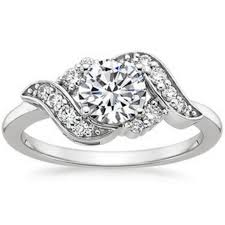 rings vintage diamond rings old fashioned engagement rings