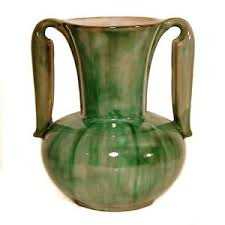 stangl pottery terra vintage 1930 s stangl pottery terra 3103 green