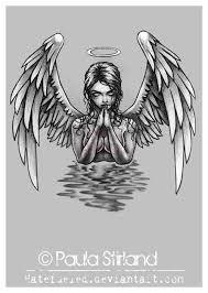 dark angel tattoo drawings tattooic