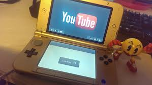 there u0027s now a youtube app for the 3ds kotaku australia
