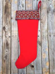 bundles and buttons christmas stocking tutorial and free pattern