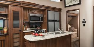 Luxury Kitchen Floor Plans by 2016 North Point Luxury Fifth Wheel Jayco Inc