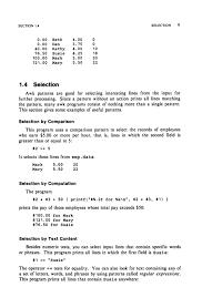 pattern matching using awk exles the awk programming language