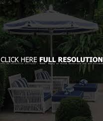 Black And White Striped Patio Umbrella by Bar Furniture Blue And White Patio Umbrella Blue And White Patio