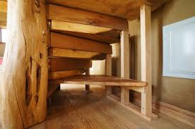making wooden spiral staircase u2014 railing stairs and kitchen design