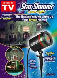 as seen on tv christmas lights shower laser light shower laser light shower