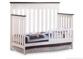 Delta Convertible Crib Bed Rail Chalet 4 In 1 Crib Delta Children