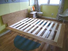 Build A Platform Bed Frame Plans by Diy Platform Bed Buy Hairpin Legs Off Etsy Ebay Etc To