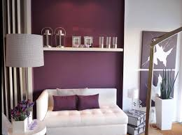 colour scheme for living room maybe white with purple accent wall