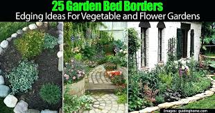 landscaping borders landscaping border ideas for garden edging