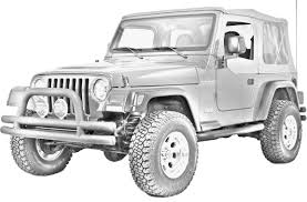 1997 2006 jeep wrangler tj replacement parts quadratec