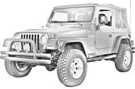 1997 2006 jeep wrangler tj replacement parts quadratec