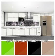 panneaux muraux cuisine blanc armoires de cuisine acrylique panneaux muraux de buy