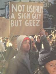 the 50 funniest u0027anti protest u0027 protest signs ever gallery