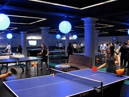 los angeles table tennis club mixed doubles the ping pong nightclub trend total table tennis