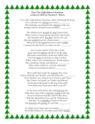 Twas The Night Before Halloween Poem Png Clipart For Twas The Night Before Christmas Clipartfest