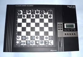 ideal gift kasparov mephisto electronic computer talking chess