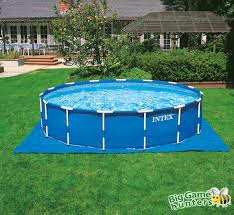Intex Inflatable Swimming Pool Outdoor Rectangle Intex Swimming Pools For Pretty Outdoor