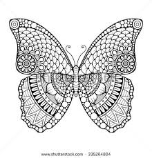 26 images of butterfly mandala template gieday com