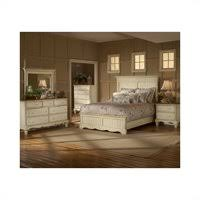 Wilshire Bedroom Furniture Collection Hillsdale Wilshire Wood Poster Bed 3 Piece Bedroom Set In Antique