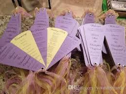 Cheap Wedding Program Fans New Products 2016 Newmengxing Wedding Fan Programs Fan Programs