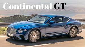 inside bentley where the future 2019 bentley continental gt the best interior in the world youtube
