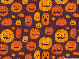 animated halloween desktop backgrounds halloween pumpkins pattern hd desktop wallpaper high definition