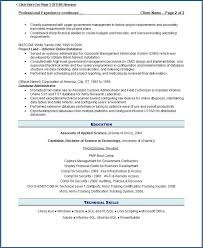 Samples Of Resume Writing by Resume Writing Guild Resume Example 3 Page 2