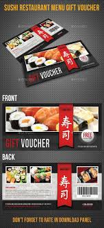 discount restaurant gift cards sushi restaurant menu gift voucher 04 sushi restaurants menu
