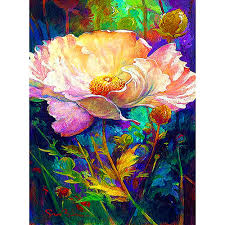 online get cheap colourful paintings of flowers aliexpress com