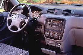Honda Crv Interior Pictures 1997 01 Honda Cr V Consumer Guide Auto