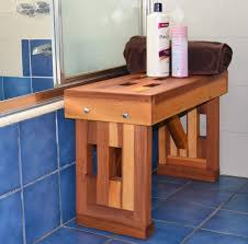 lighthouse shower bench outdoor benches for shower