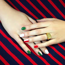 nail art fashion news photos and videos vogue