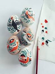 Easter Egg Decorating Ideas Bee by 290 Best Decorating Easter Eggs Images On Pinterest Easter Ideas