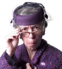 Grumpy Old Lady Meme - grumpy old lady meme generator