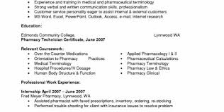 Pharmacist Technician Resume Pharmacy Technician Sample Resume Sample Resume Template Intended