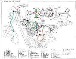 xs650 chopper wiring harness wiring wiring diagram instructions