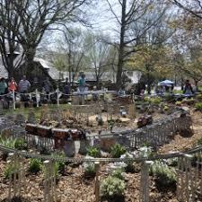 Train Show Botanical Garden by Catch A Train Show At Queens Botanical Garden
