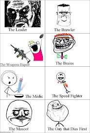 Rage Meme Creator - ragegenerator rage comic my zombie apocalypse team