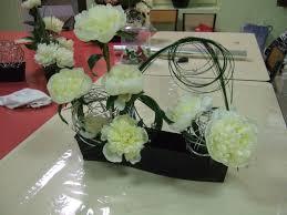 Petites Compositions Florales Composition Art Floral Cours Initiation Création De