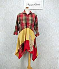 Shabby Chic Plus Size Clothing by Plus Size Clothing Plus Size Kimono Upcycled Fashions Patchwork