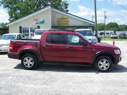 Ford Explorer Pickup - moxley auto sales inc 2007 ford explorer sport trac moultrie ga